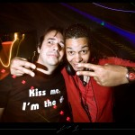 Dj PorCus & Mr Jonk @La Parfumerie - April 2012